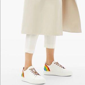 Christian Louboutin | Arkenspeed Rainbow Sneakers
